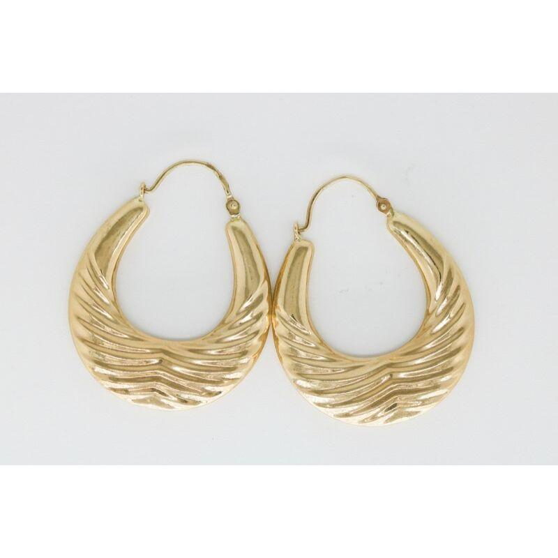 különleges arany fülbevaló