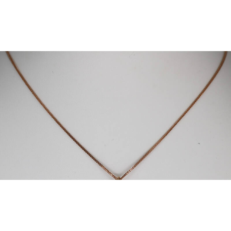 Barbaba rozé arany nyaklánc