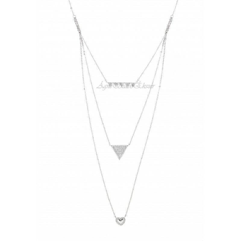 Egyedi Női ezüst lánc