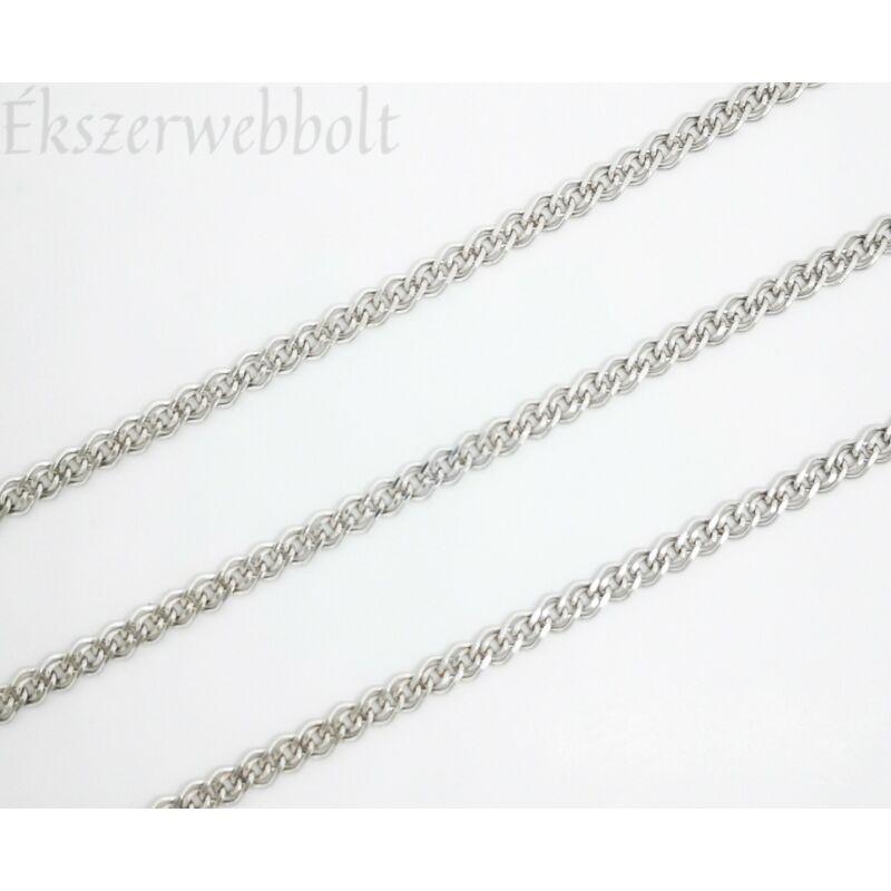 Monalisa ezüst nyaklánc