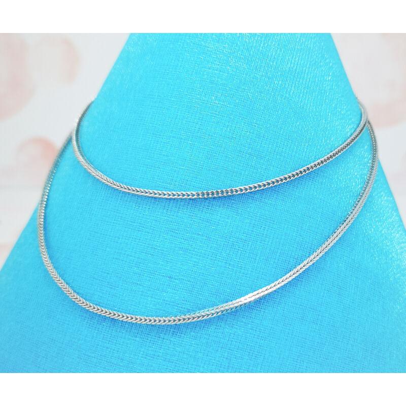 Ezüst Barbara típusú nyaklánc
