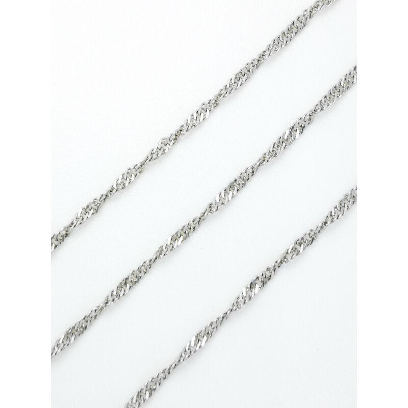 Szingapúri ezüst nyaklánc